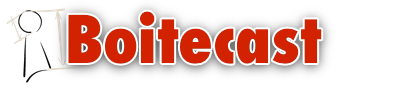 Boitecast.net logo