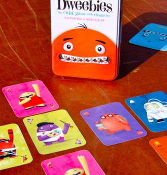 Les Dweebies ches Cocktail Games
