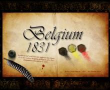 Belgium 1831 - Belgique - jeu de société