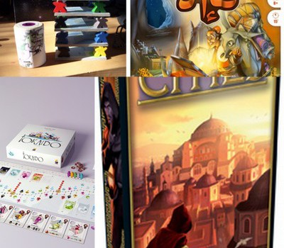 Antoine Bauza 7 wonders tokaido rampage repos production matagot fun forge jeu de société