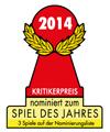 Logo SdJ nominiert