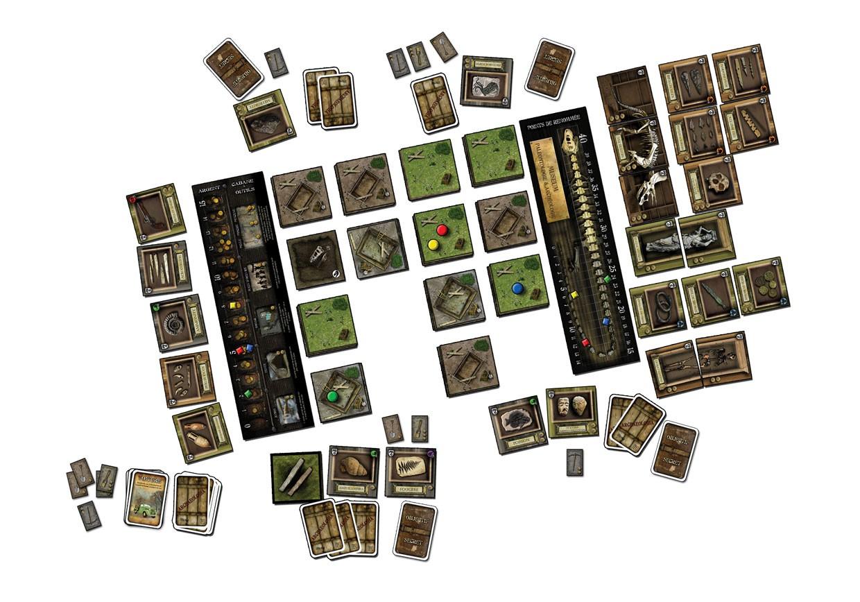 Archéologia - jeu de société de Olicier LAffont