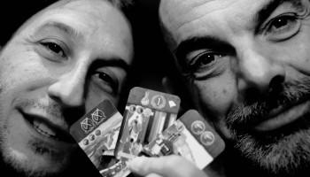 Antoine Bauza et Bruno Cathala - 7 wonders Duel
